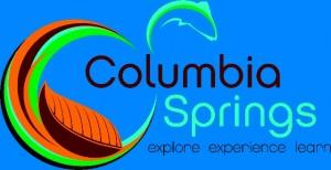 columbia springs logo