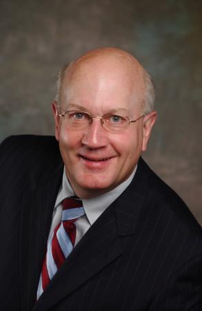 Brad Carlson, photo courtesy of Riverview Community Bank.