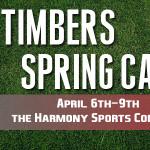 WA Timbers Spring Break Camp