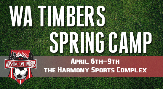 WA Timbers Spring Break Camp