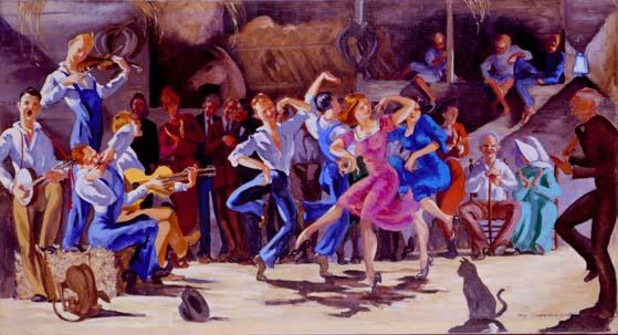 Mid-Winter Barn Dance