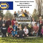 RSTC NAPA flyer