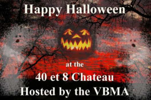 halloween at the chateau